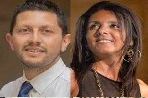 Lentini, Consiglieri Salvo Cannata e Daniela Ternullo nel comune di Melilli