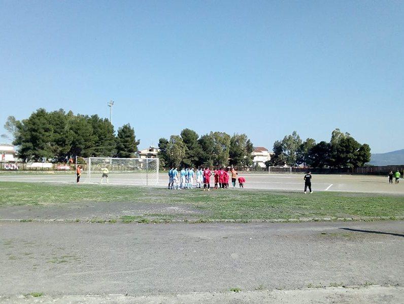 Città di Francofonte – Belpasso FC 1-4: pesante sconfitta per i verde arancio