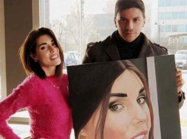 """Alfonso Restivo, il """"ritrattista dei Vip"""": un talento tutto siciliano"""