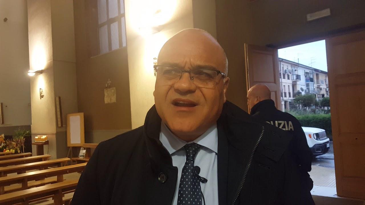 Giuseppe Antoci, già presidente del Parco deo Nebrodi