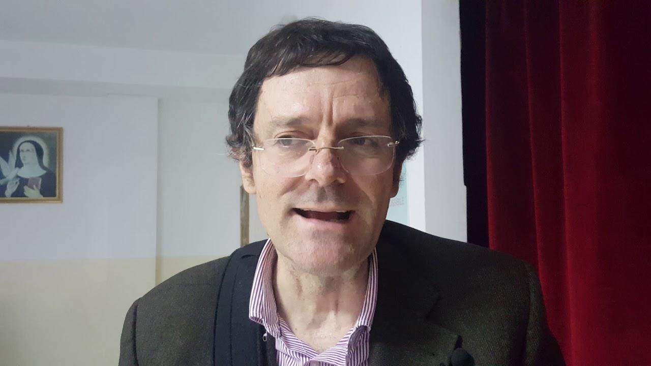 Modica. L' economista Leonardo Becchetti, editorialista di Avvenire
