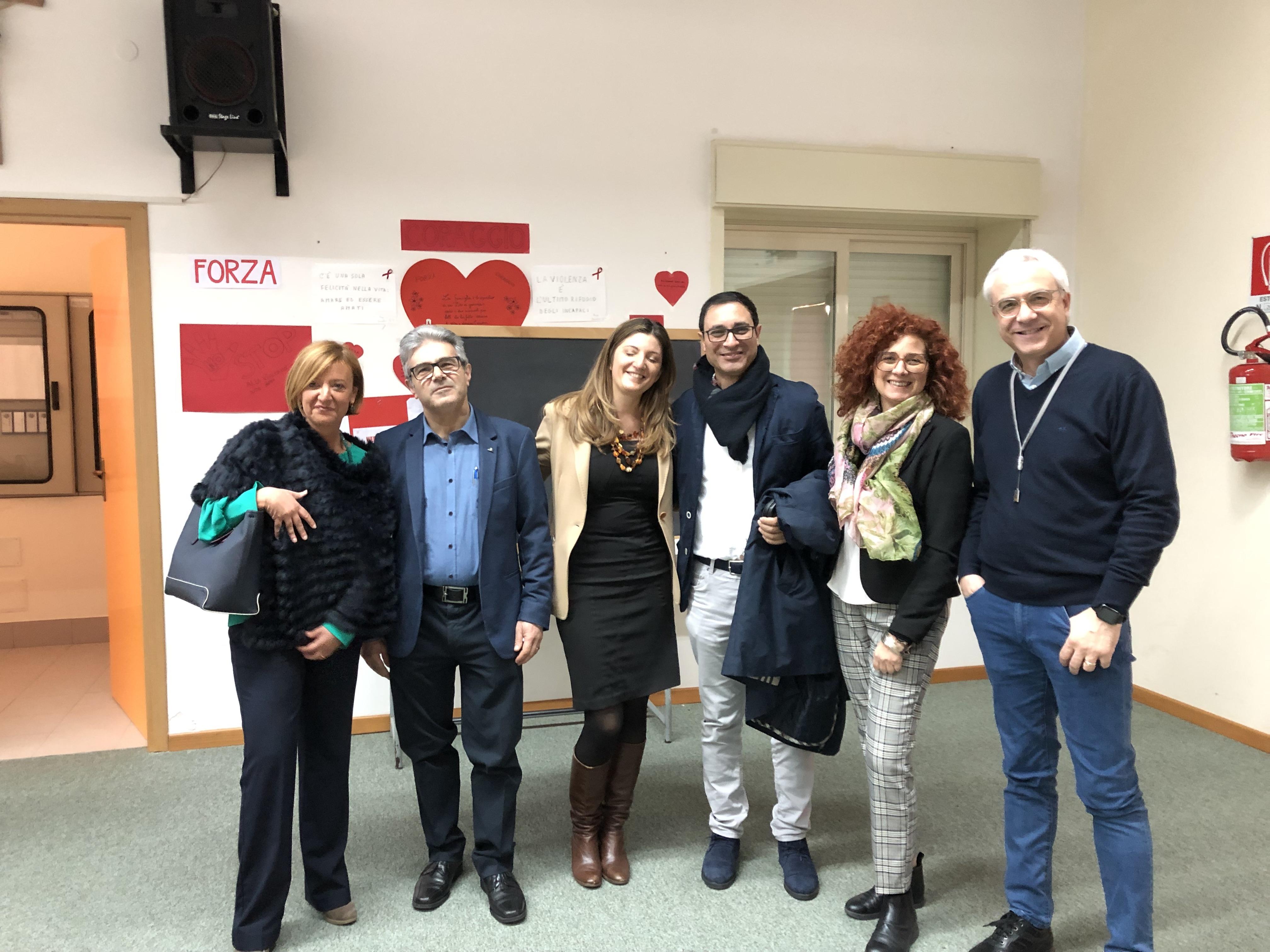 Carlentini, Legalità e sviluppo del territorio, incontro dibattito all'Istituto Tecnico Industriale