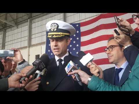 Capitano di Vascello, Marina militare degli Stati Uniti Kevin Pickard Jr