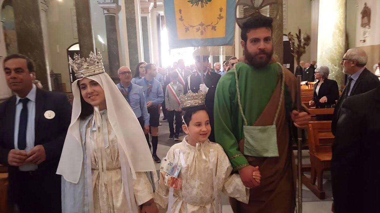 Carlentini Festa della Sacra Famiglia 2019 prima parte
