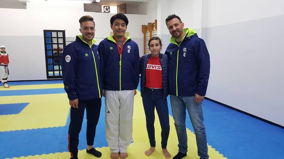 """Francofonte. Taekwondo, Delia Saggio in preparazione per il """"Campionato Regionale Forme e Freestyle"""""""