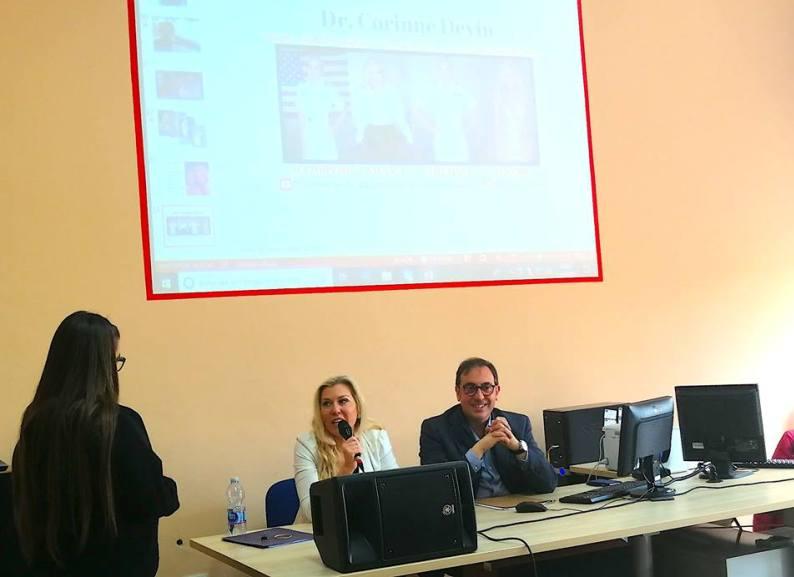 """Catania, Istituto """"Musco"""": gli studenti incontrano la dottoressa Devin"""