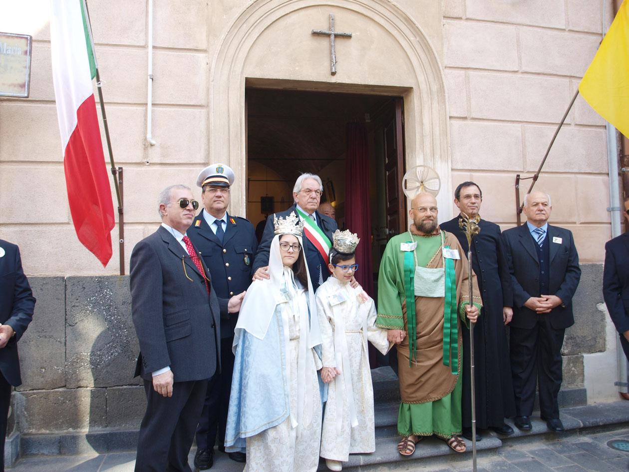 Carlentini, dal 1842 il Lunedì dell'Angelo i carlentinesi rinnovano la festa della Sacra Famiglia e di San Giuseppe