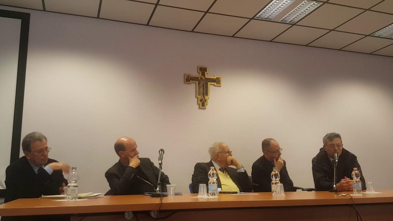 Roma incontro con il segretario della Cei