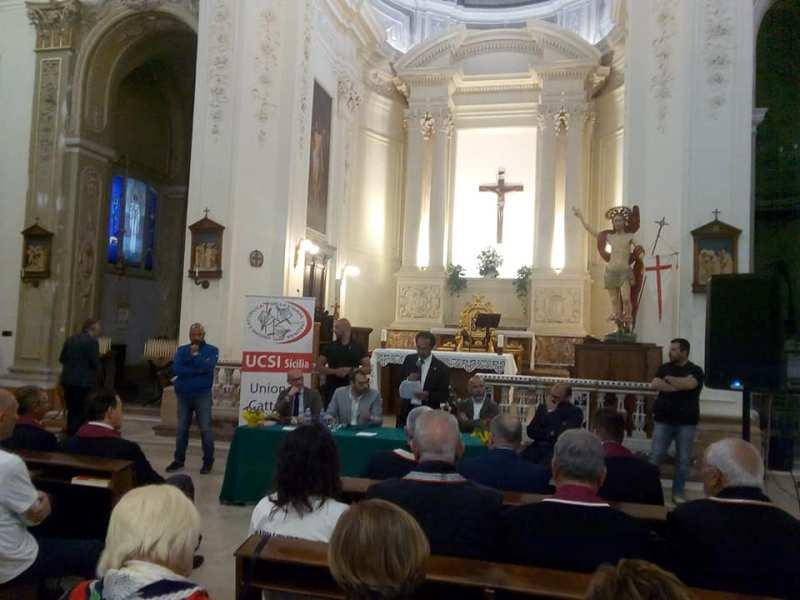 Francofonte. 'Un morto ogni tanto', il giornalista Paolo Borrometi si racconta