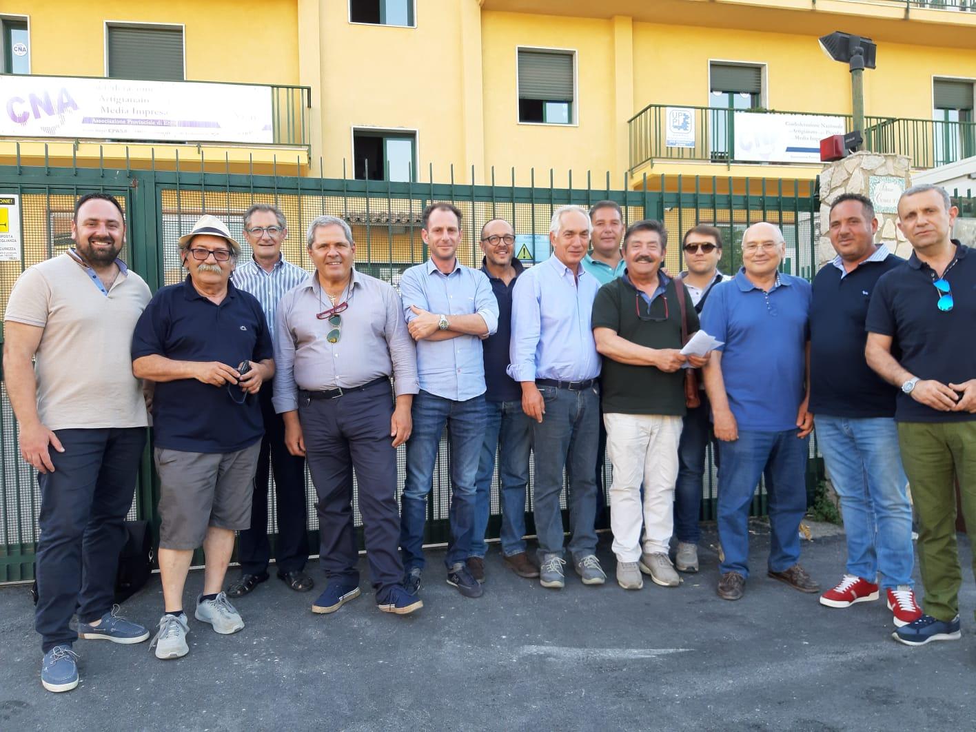 ENNA, NASCE UFFICIALMENTE L'ASSOCIAZIONE SICILIANA DELLA FILIERA FRUTTA IN GUSCIO