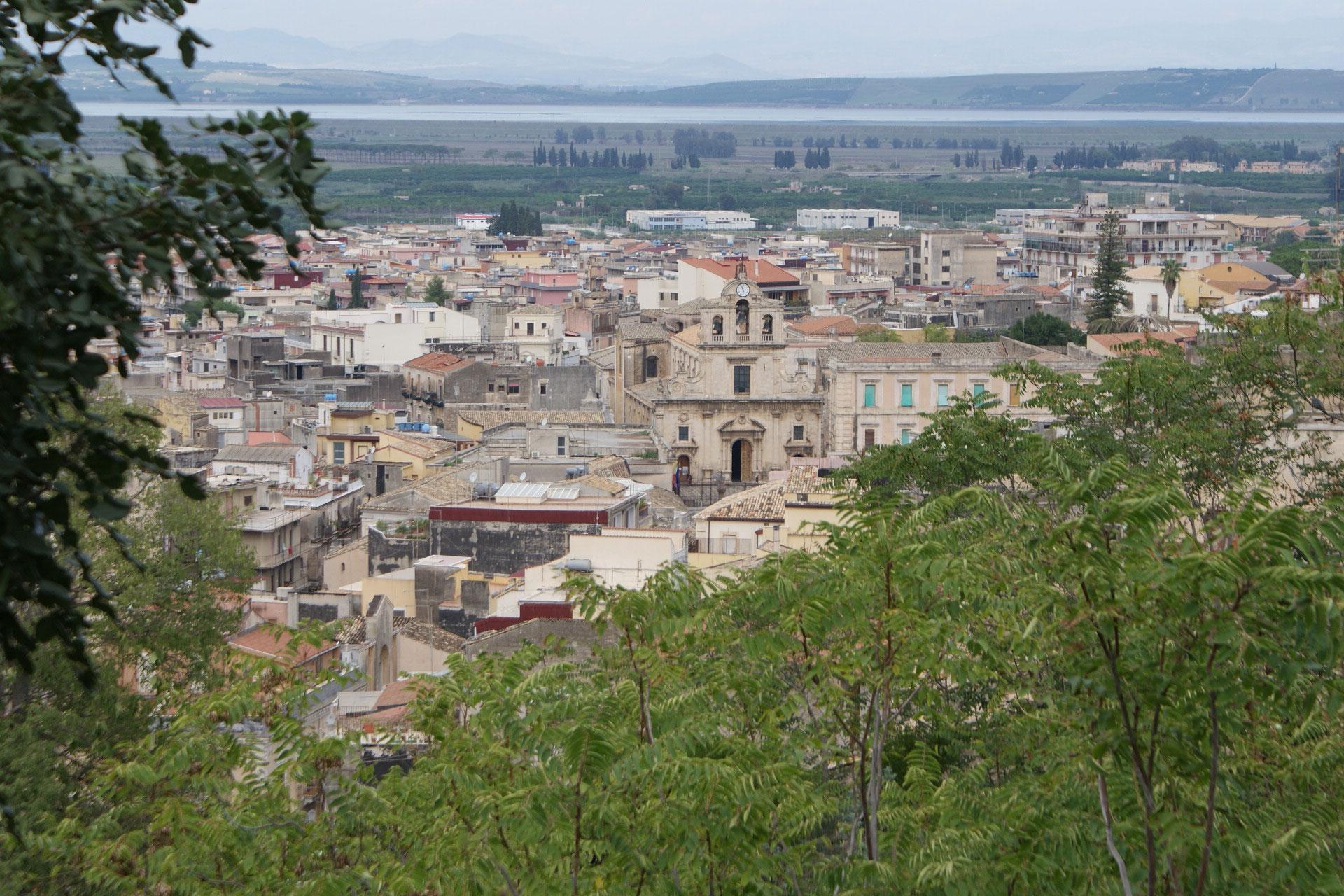 Carlentini, Lentini e Francofonte, Dare slancio al territorio