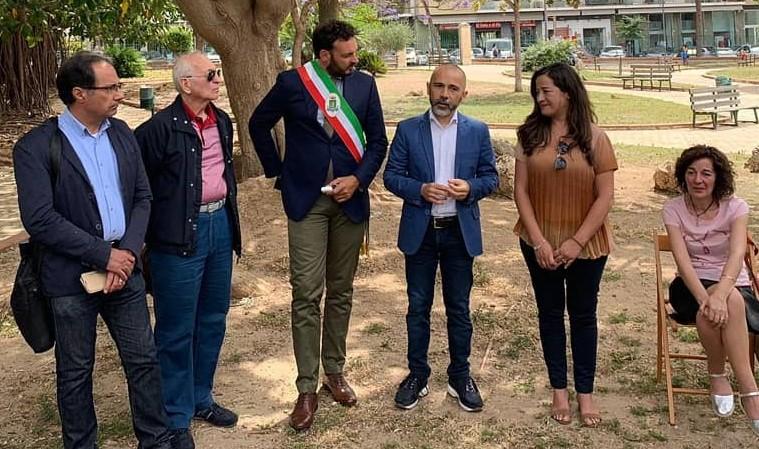 Siracusa, intitolato al giornalista Dino Cartia il parco giochi di piazza Adda