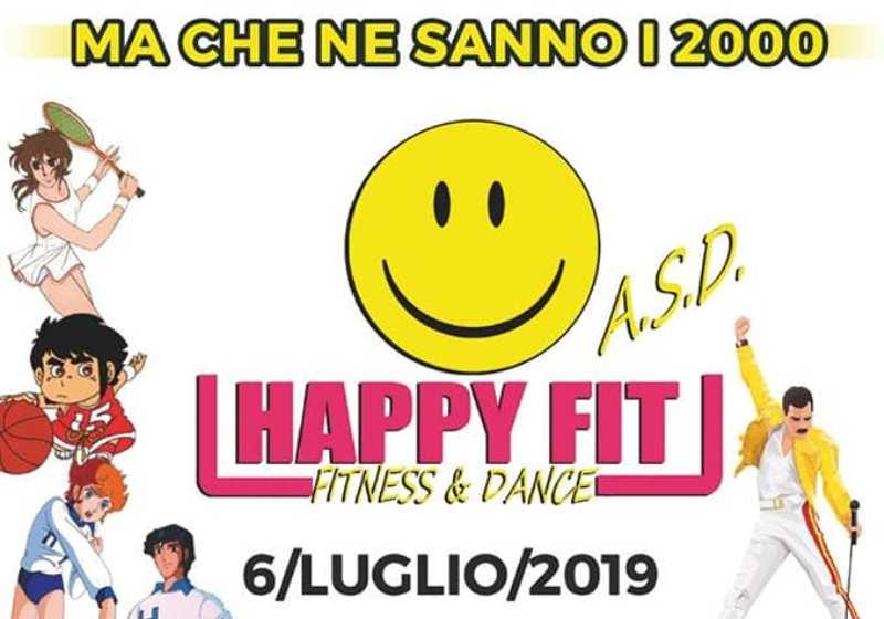 Carlentini. Il 6 luglio appuntamento con il saggio spettacolo dell'A.s.d. Happy Fit