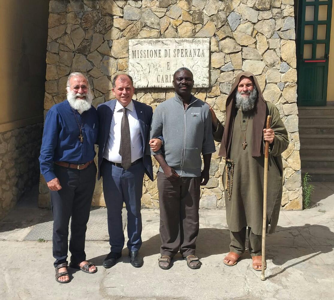 Palermo, Niente espulsione per il ghanese Paul, il Tar  dà ragione alla Missione di Biagio Conte