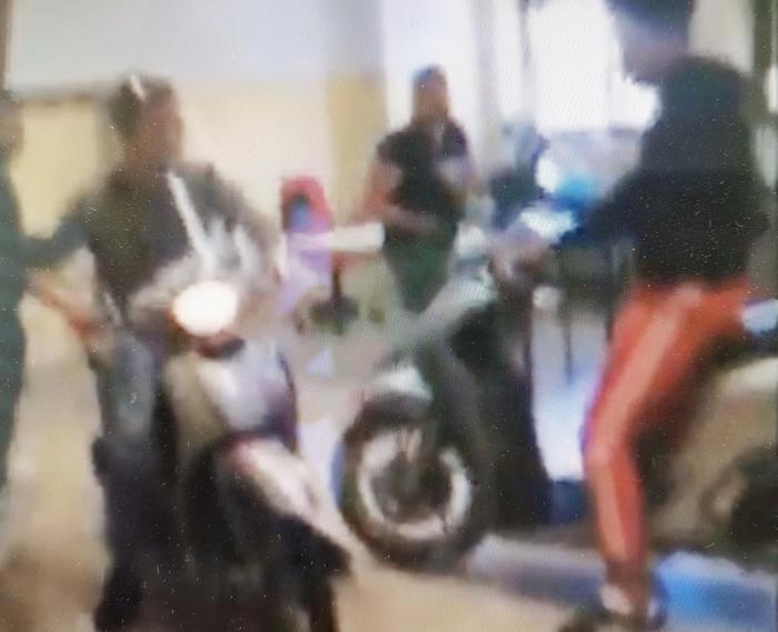 Catania, In classe con gli scooter, due denunce