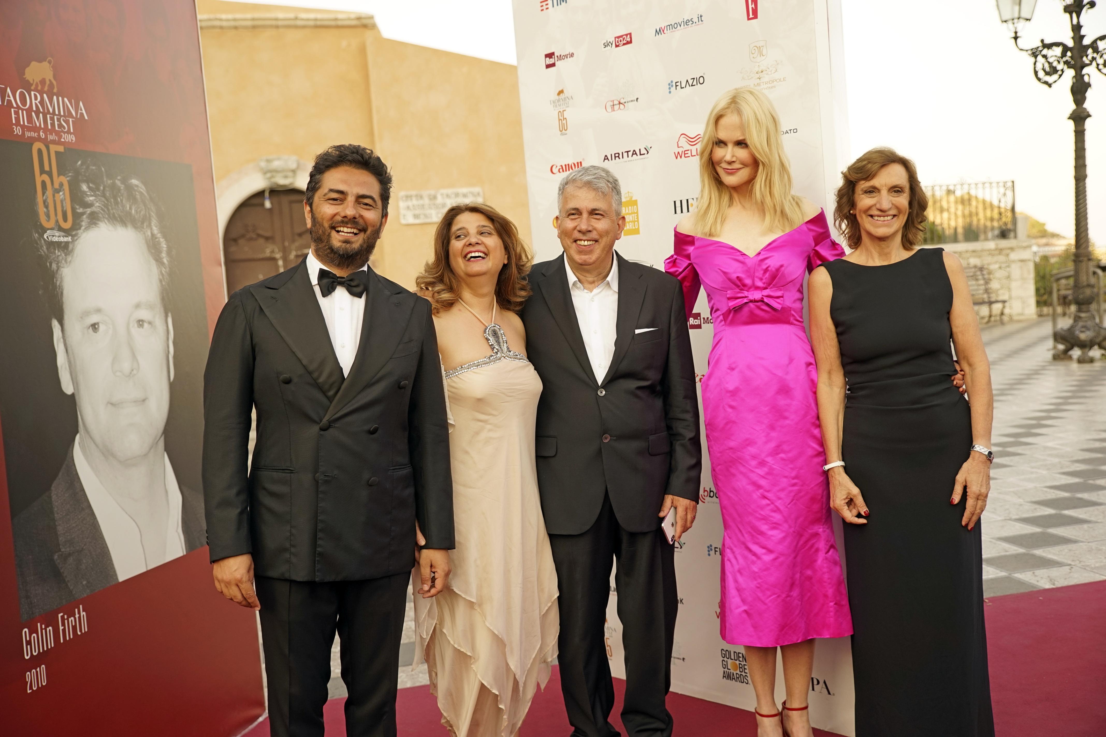 Taormina, Si conclude la 65a edizione del Taormina Film Fest, che, con 78 film in programma in rappresentanza di 24 differenti Paesi, ha riscosso un grande successo di pubblico e critica