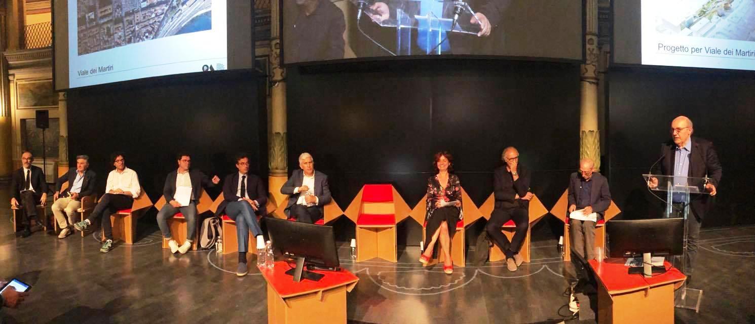 ARCHITETTI SICILIANI A ROMA: «LA PROGETTAZIONE SIA IL FUTURO DELL'ISOLA»