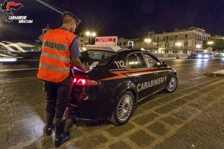 Siracusa, i carabinieri hanno arrestato un uomo autore di diversi furti ai commercianti di Ortigia