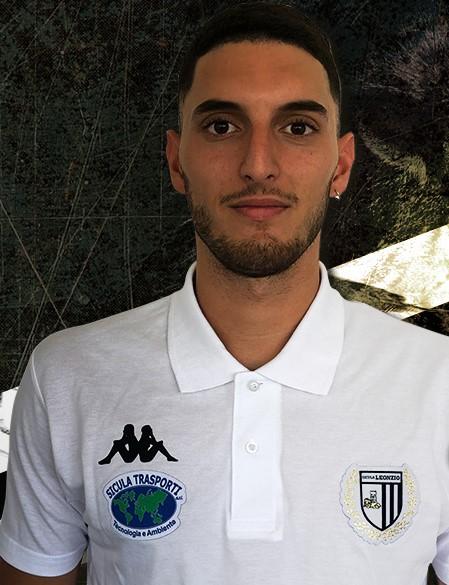 Lentini, il centrocampista Giuseppe Maimone alla Sicula Leonzio