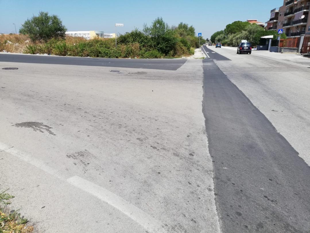 Siracusa, «Via Luigi Monti deve essere messa in sicurezza»  Interrogazione dei consiglieri comunali del M5S Russoniello e Trigilio