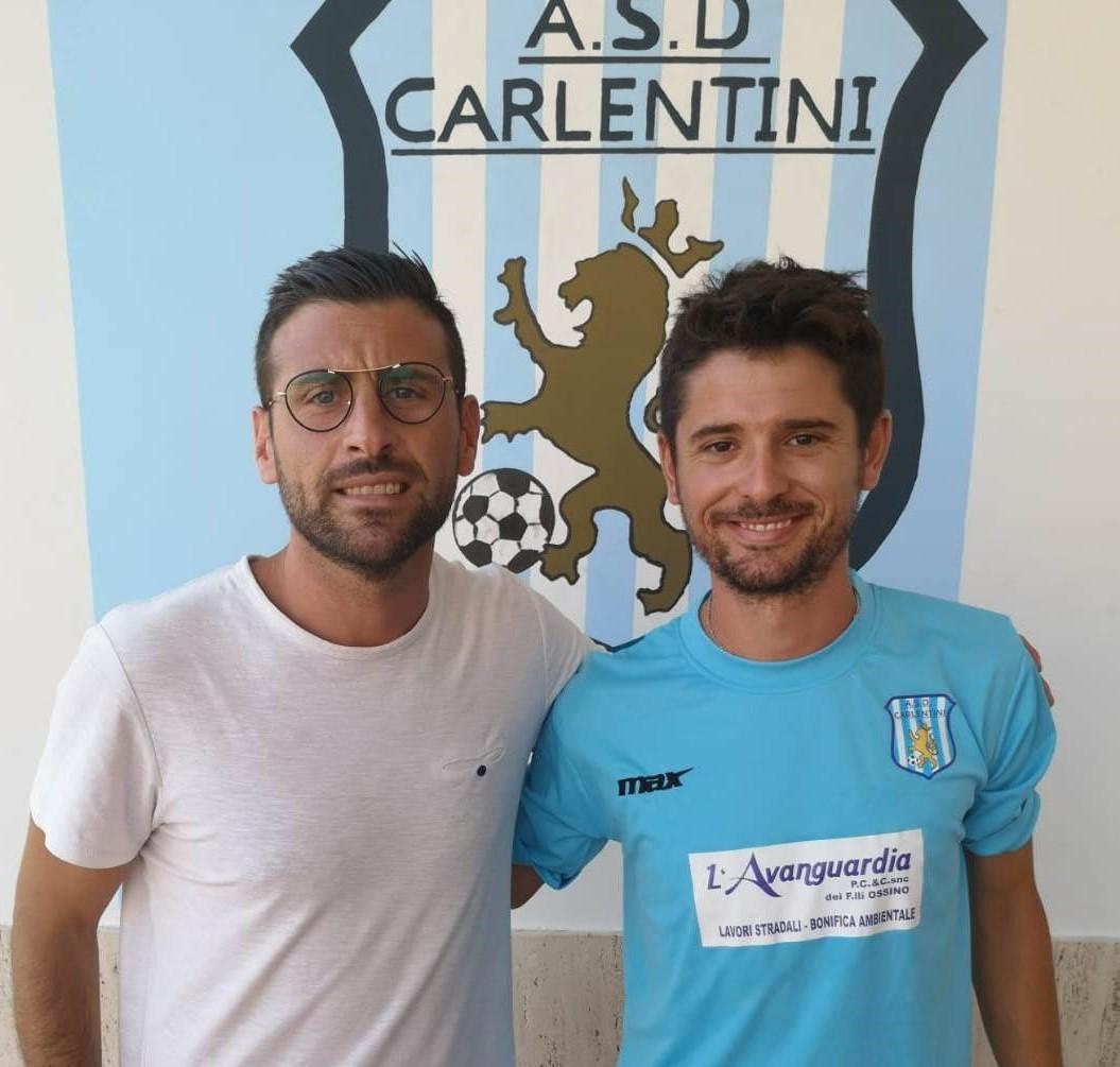 Carlentini, Il Carlentini calcio ha acquistato due giocatori