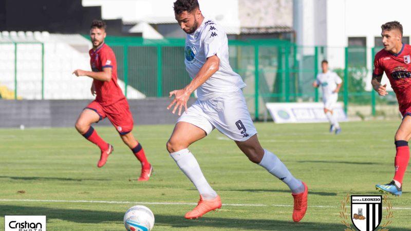 Sport: La Sicula Leonzio cala il tris alla Vibonese e passa il turno di Coppa Italia