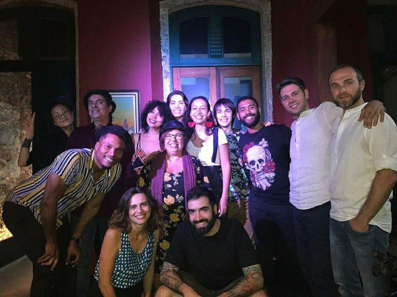 Francesco Centarrì e Daniele Scirè in Brasile tra masterclass, concerti e dibattiti