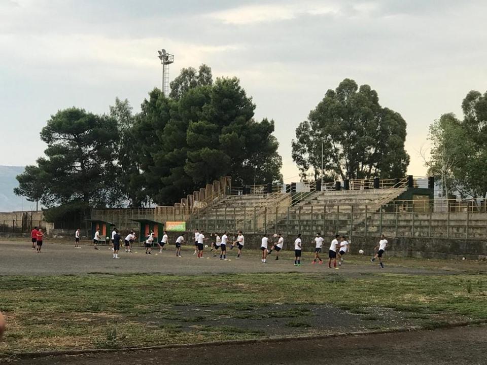 Città di Francofonte: prima settimana di allenamenti per la compagine verde arancio