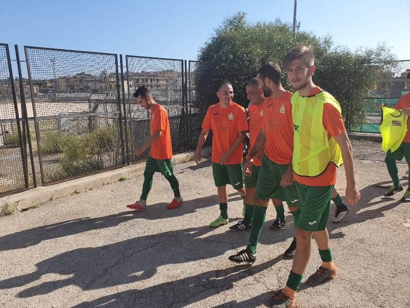 Francofonte, Torna a vincere nel girone F di prima categoria la squadra di calcio Città di Francofonte contro il Pro Ragusa