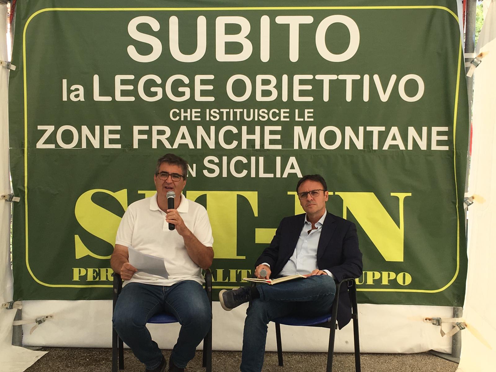 Castellana Sicula, Zone Franche Montane: «La legge obiettivo sarebbe una rivoluzione per un quarto del territorio siciliano»  L'onorevole Ragusa convoca la Commissione Attività produttive