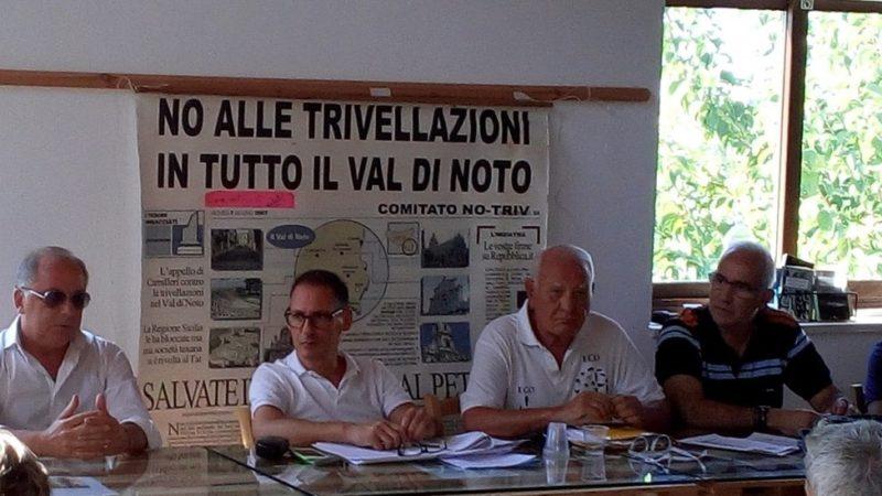 """Noto, No alle Trivelle, il sindaco Bonfanti: """"I territori e le loro comunità non possono e non devono restare fuori dalle decisioni"""""""