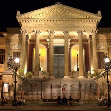 Palermo, Il portone del Teatro Massimo torna agli antichi splendori Giovedì 12 settembre la presentazione del restauro firmato Ancos-Confartigianato
