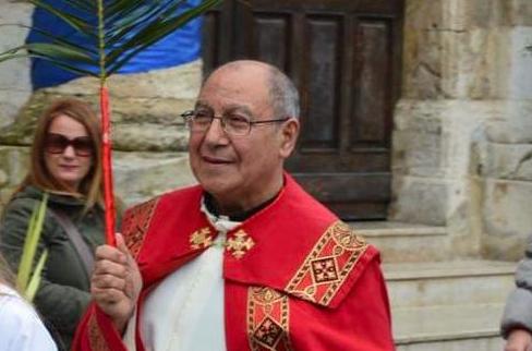 Floridia, lutto nella chiesa siracusana , è morto don Antonino Loterzo, parroco della Chiesa Madre