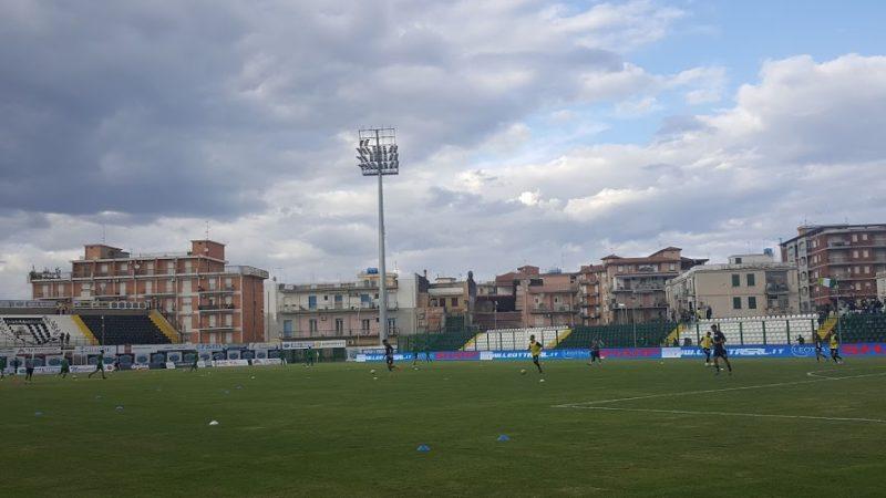 Lentini, Ecco il match  Casertana – Sicula Leonzio. I bianconeri a caccia di punti