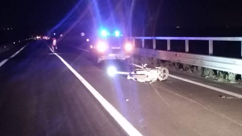 Carlentini: scontro sabato sera, sulla ragusana tra uno scooter ed una macchina, in prognosi riservata una minorenne