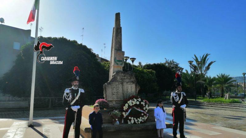 Priolo, ricordati i caduti di Nassiriya