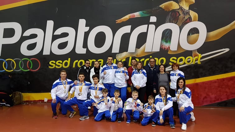 Campionato Italiano Kick Boxing: trionfa la PKT Clemenza di Scordia