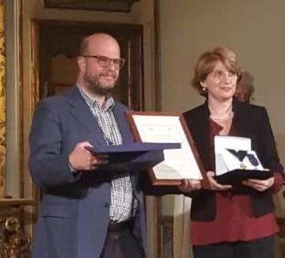 """Catania, il giornalista Riccardo Rossi, """"Cavaliere dei diritti umani"""""""