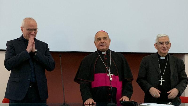 Catania,  monsignor Giuseppe Baturi è il nuovo arcivescovo Metropolita di Cagliari