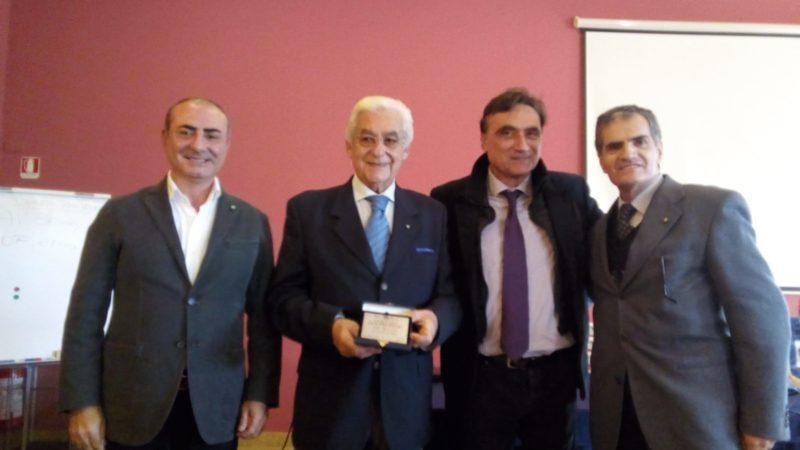 Francofonte. Il cavaliere Carmelo Ferrante nominato nel direttivo nazionale A.N.I.O.M.R.I.D.