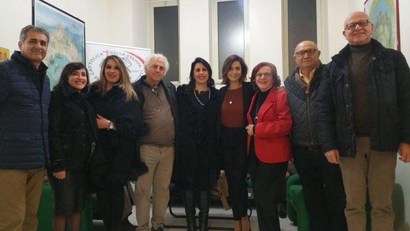 Messina, la giornalista Laura Simoncini eletta presidente dell'Ucsi di Messina, succede al prof. Angelo Sindoni
