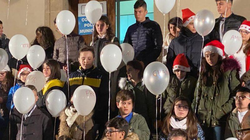 Francofonte. Avvio festeggiamenti Natale 2019, il 'Dante Alighieri' ricorda la giornalista Antonella Frazzetto