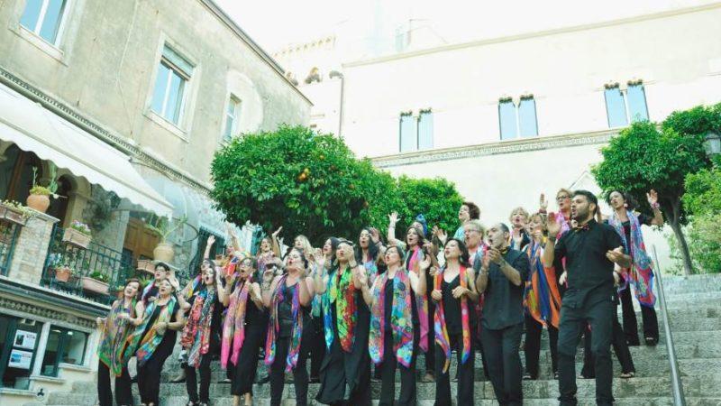 Simphonia Choir, il 18 dicembre al via il mini tour