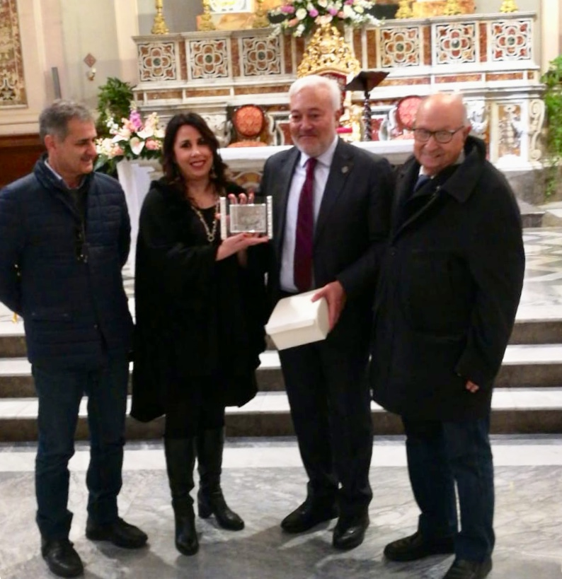 A Messina il S. Francesco di Sales patrono dei giornalisti