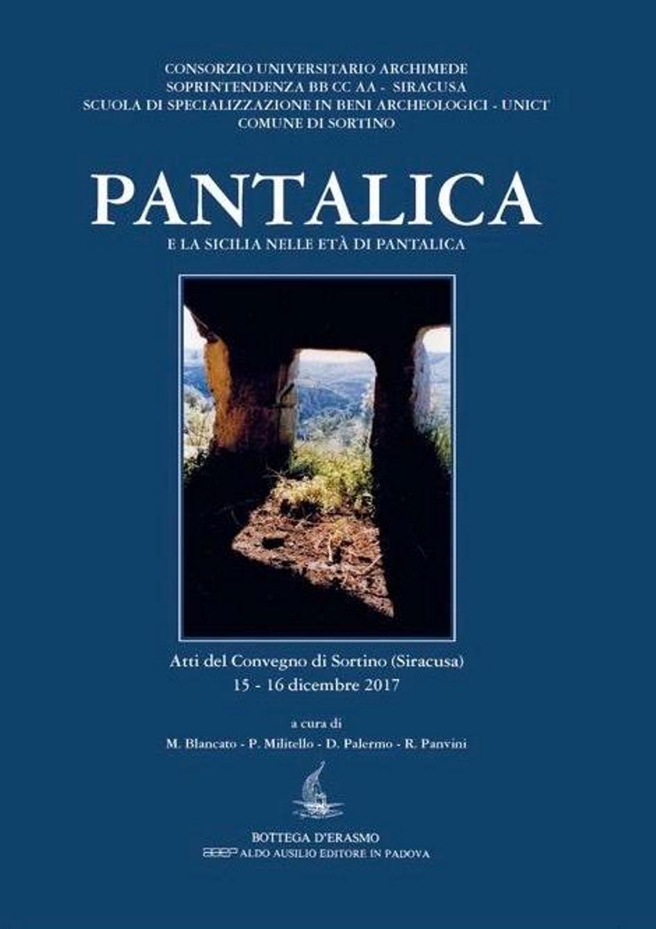 """Sortino, """"Pantalica e la Sicilia nelle età di Pantalica""""  La presentazione del volume domani, alle 10,   nell'aula consiliare"""