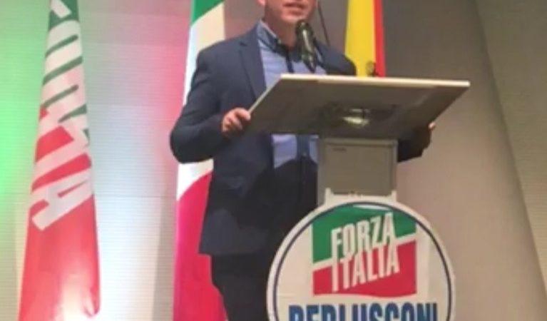 Siracusa, Matteo Melfi nominato da Berlusconi coordinatore provinciale Forza Italia di Siracusa