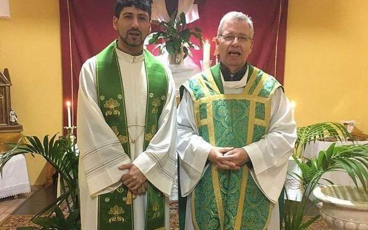 """""""Una Voce In Blu"""": padre Giovanni La Rosa ospite della puntata di venerdì"""