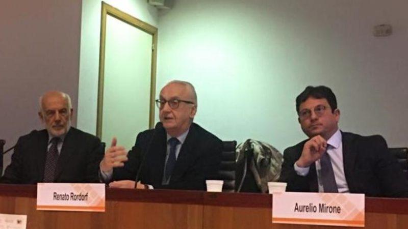 CRISI D'IMPRESA, «IL NUOVO CODICE CAMBIA L'APPROCCIO CULTURALE»  ALLERTA E PREVENZIONE PER SALVARE AZIENDE E LAVORATORI