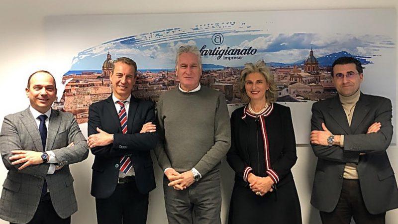 Confartigianato e Assinrete insieme per promuovere le reti d'impresa Nuove opportunità di business per gli artigiani della Sicilia