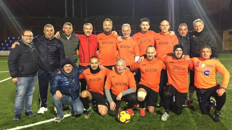 """Lentini, L'Atletico Lentini batte  la squadra dei giovani di """"Quelli che il Sabato"""" è vince il primo torneo amatoriale di Lentini. Il torneo organizzato da """"Lentini Soccer & School"""""""